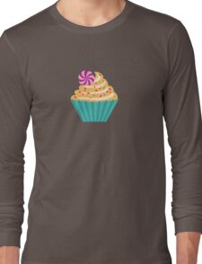 Sweet Cupcake_3 Long Sleeve T-Shirt