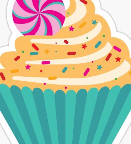 Sweet Cupcake_3 Sticker