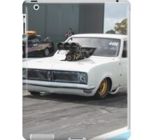 wayne batson drag racing  iPad Case/Skin