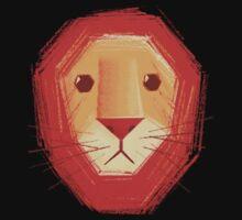 Sad lion Kids Tee