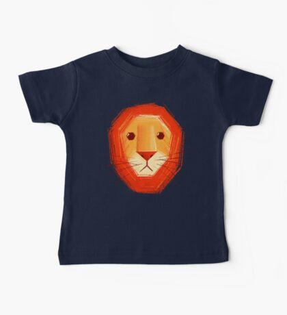 Sad lion Baby Tee