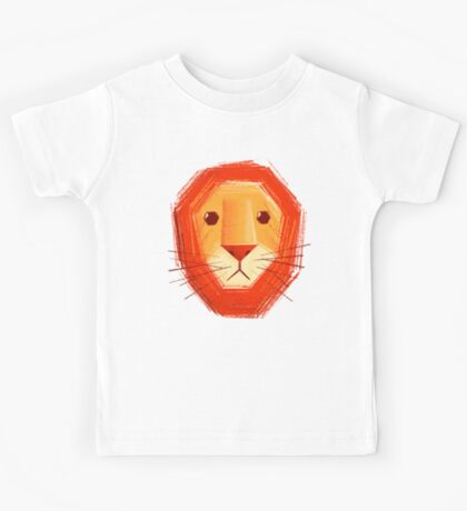 Sad lion Kids Tee