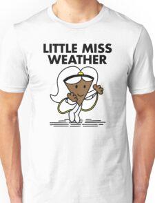 Little Miss Weather Unisex T-Shirt