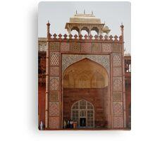 Akbar's Tomb Metal Print