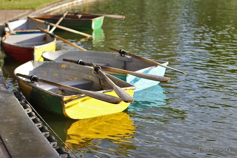 Row Row your boat by Ersu Yuceturk