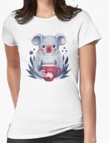 I♥Australia Womens Fitted T-Shirt