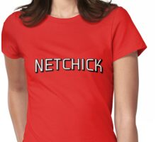 Netchick Womens Fitted T-Shirt