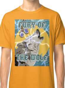 Fury of the Wolf Classic T-Shirt