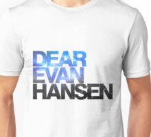 DEAR EVAN HANSEN | Galaxy Unisex T-Shirt