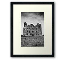 Leamaneh Castle Framed Print