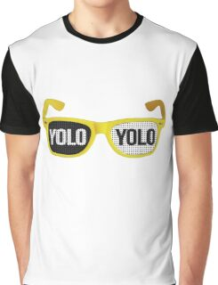 Yolo goggles Graphic T-Shirt