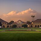 Stanford at sunrise by Hotaik  Sung