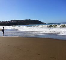 San Francisco Beach by StomaticHat