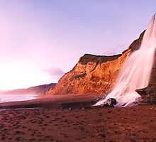Alamere Falls by Hotaik  Sung