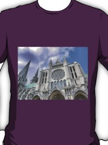 Chartres Cathedral  (1) T-Shirt