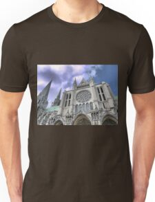 Chartres Cathedral  (1) Unisex T-Shirt