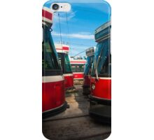Bumper To Bumper Traffic iPhone Case/Skin