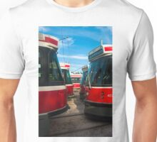 Bumper To Bumper Traffic Unisex T-Shirt