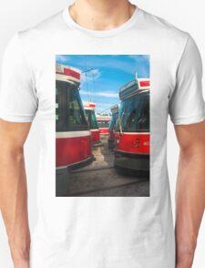 Bumper To Bumper Traffic T-Shirt