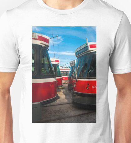 Bumper To Bumper Traffic Unisex T-Shirt