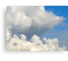 Clouds 3 Canvas Print