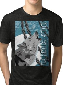 Wolf Brother Tri-blend T-Shirt