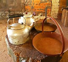 The Pot Calling The Kettle Black by TonyCrehan