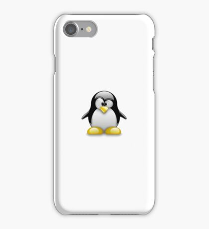 Linux Peguin iPhone Case/Skin