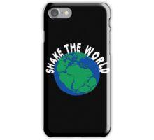 070 Shake The World  iPhone Case/Skin