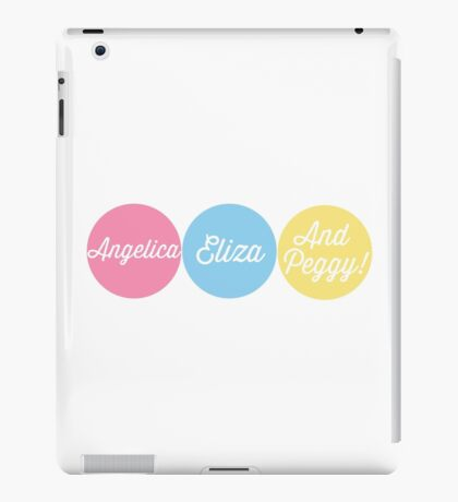 Schuyler Bubbles iPad Case/Skin