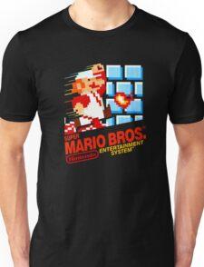 Mario Bros. Unisex T-Shirt