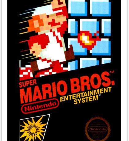 Mario Bros. Sticker