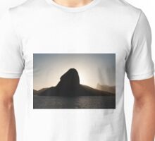 Sugar loaf mountain and Corcovado Unisex T-Shirt