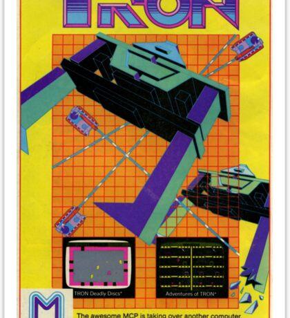 Tron Sticker