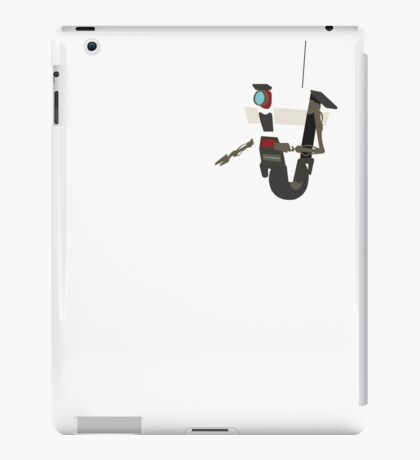 Custom Colour Claptrap iPad Case/Skin