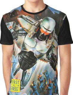 Robocop 3 Graphic T-Shirt