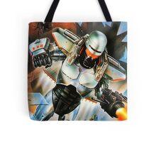 Robocop 3 Tote Bag