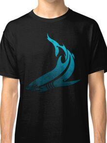 Grunge Style Art Animal Shark Classic T-Shirt