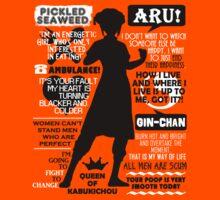 Gintama - Kagura Quotes by Fantality