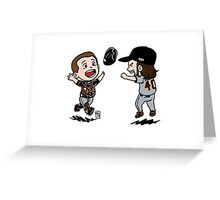Lil Champs Greeting Card