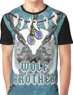 Wolf Brother II Graphic T-Shirt