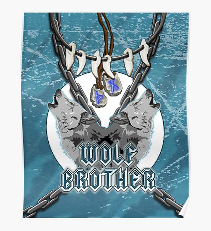 Wolf Brother II Poster