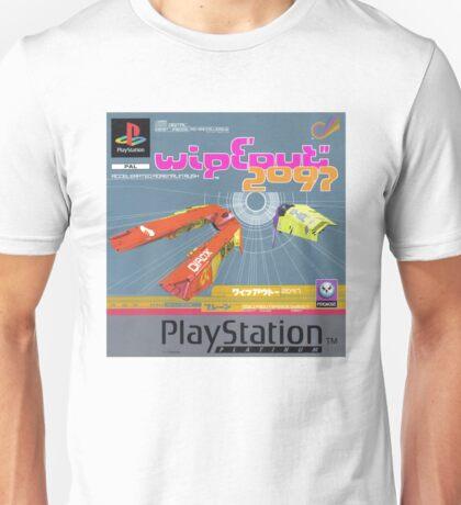 Wipeout Unisex T-Shirt