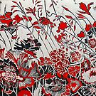"My Red Geraniums by Belinda ""BillyLee"" NYE (Printmaker)"
