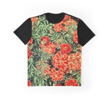 Flower Burst Graphic T-Shirt