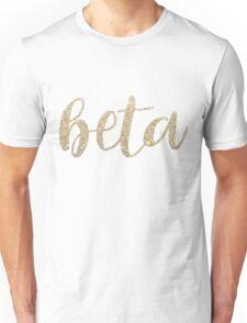 beta Unisex T-Shirt