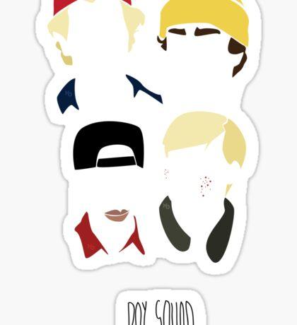 SKAM - The Boy Squad Sticker