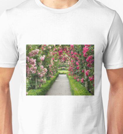 Butchart Gardens, Victoria, BC Unisex T-Shirt