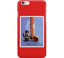 Guarding my last rolo for you.... iPhone Case/Skin