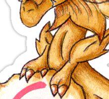 Noodle Dragon Sticker